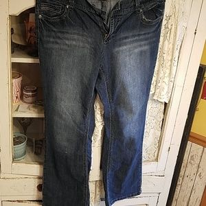 Maurices Jean's sz 18